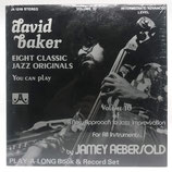 David Baker - Eight Classic Jazz Originals