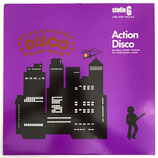 James Asher, Pete Willsher And T. Kelly - Action Disco