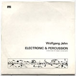 Wolfgang Jehn - Elektronik & Percussion