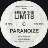 Break The Limits  - Paranoize / The Thinker