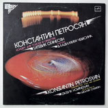 Petrosyan & Chekasin - Concerto For Voice And Orchestra