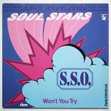 Soul Sensation Orchestra - Soul Stars