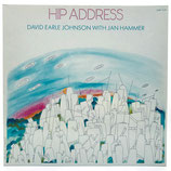 David Earle Johnson & Jan Hammer - Hip Address