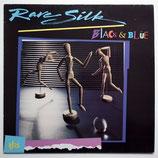 Rare Silk - Black & Blue