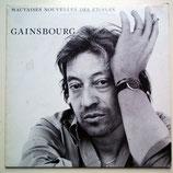 Serge Gainsbourg - Mauvaises Nouvelles
