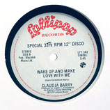 Claudja Barry - Feel The Fire / Wake Up And Make Love With Me