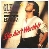 Glen Medeiros & Bobby Brown - She Ain't Worth It