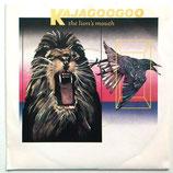 Kajagoogoo - Lion's Mouth / The Garden