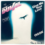 Frank Duval - Give Me / OGON