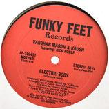 Vaughan Mason & Krush - Breakers Anthem / Electric Body