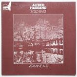 Alfred Haurand - Solo Bass Vitamine A+D
