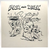 Various - Rock Aus'm Kalk (w. Hotwire - Highway Killer )