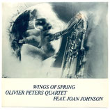 Olivier Peters Quartet - Wings of Spring