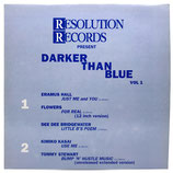 Various - Darker Than Blue