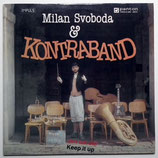 Milan Svoboda & Kontraband  - Keep It Up