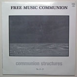 Free Music Communion - Communion Structures