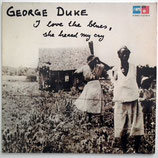 George Duke - I Love The Blues