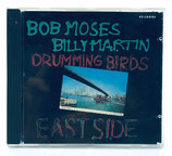Bob Moses & Billy Martin - Drumming Birds CD