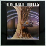 Various - Unknown Titles