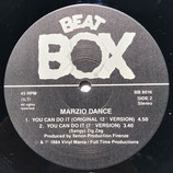 Marzio Dance - You Can Do It