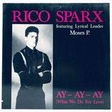 Rico Sparxx - Ay Ay Ay (What We Do For Love)