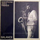 Saxophone Joe & Friends - Balance