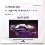 Rainer Bloss & Klaus Schulze - Drive in / Long Way to Acapulco