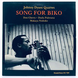 Johnny Dyani Quartet - Song For Biko