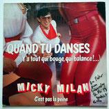 Micky Milan  - Quand Tu Danses