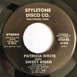 Patricia White - Cosmic Disco