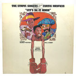 Curtis Mayfield & the Staple Singers - Let's Do It Again
