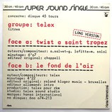 Telex - Twist A Saint Tropez (Long Version)
