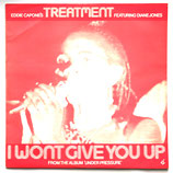 Eddie Capone Treatment  - I Won't Give You Up