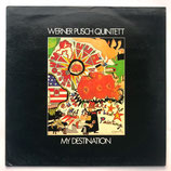 Wener Pusch Quintet - My Destination