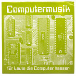 Carl Schütze - Computermusik
