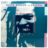 Keith Hudson & Friends - Studio Kinda Cloudy