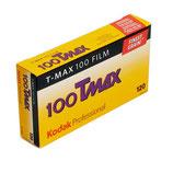 KODAK : T- Max 100