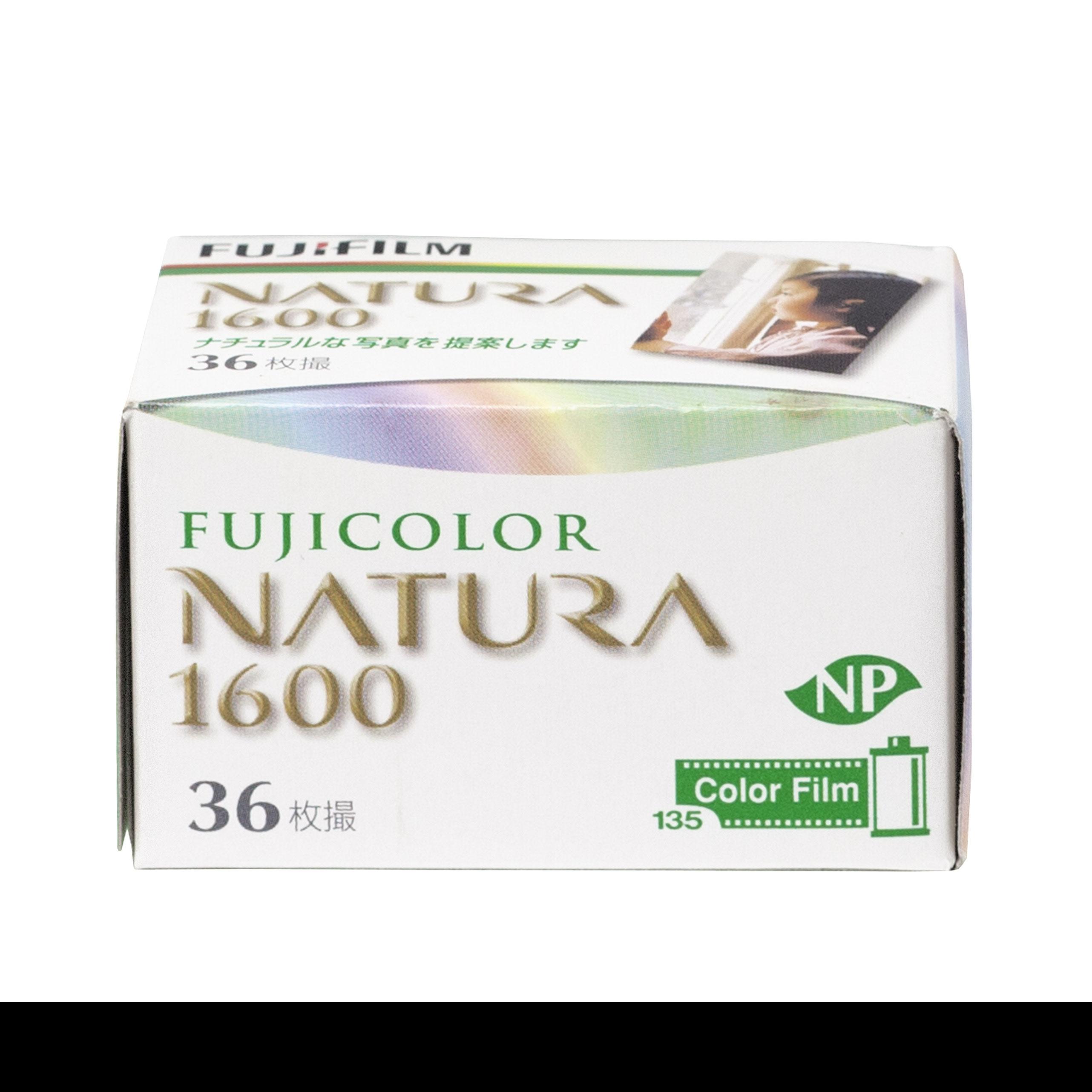 FUJIFILM : NATURA 1600