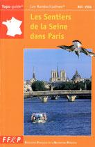 """""""Les Sentiers de la Seine dans Paris"""""""