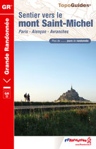 """""""Sentier vers le mont Saint-Michel"""""""