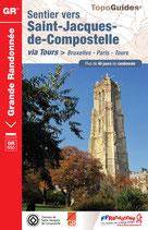 """""""Sentier vers Saint-Jacques-de-Compostelle"""""""