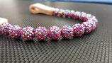 Earloops einfarbig einfarbige Perlen