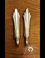 2x Bit Hanger, Antik Spoon Bithanger