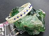 Armband einstrangig aus Pferdehaar