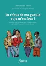 """Belgique : 1 livre """"Tu t'fous de ma gueule et je m'en fous !"""" envoyé par la poste"""