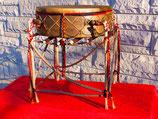 Compact Powwow Drum w/Stand