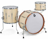 BRITISH DRUM CO. Lounge Series Shell-Set