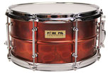 PORK PIE PERCUSSION Rub Brass Snare Drum