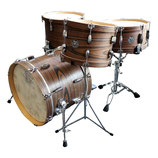 BIIT CUSTOM DRUMS Be-Bop Shell-Set