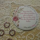 Anstecker für Blumenmädchen